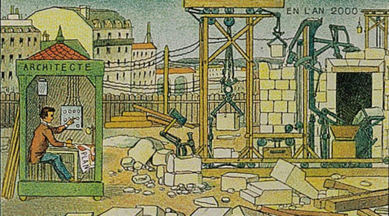 France_in_XXI_Century._Electrical_construction